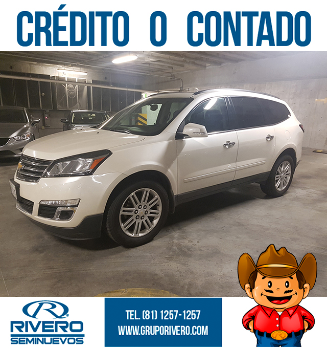 Used CHEVROLET TRAVERS B
