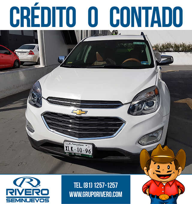 Used CHEVROLET EQUINOX .