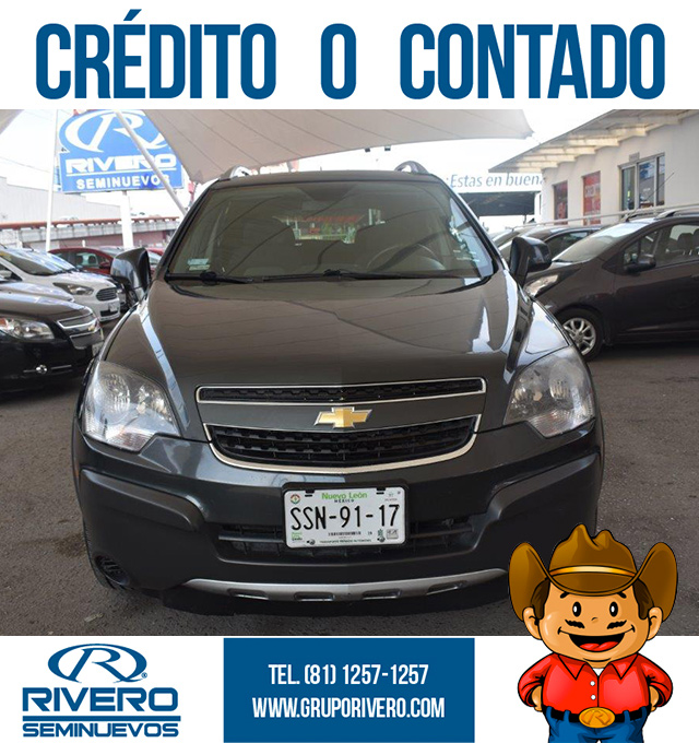 Used CHEVROLET CAPTIVA A