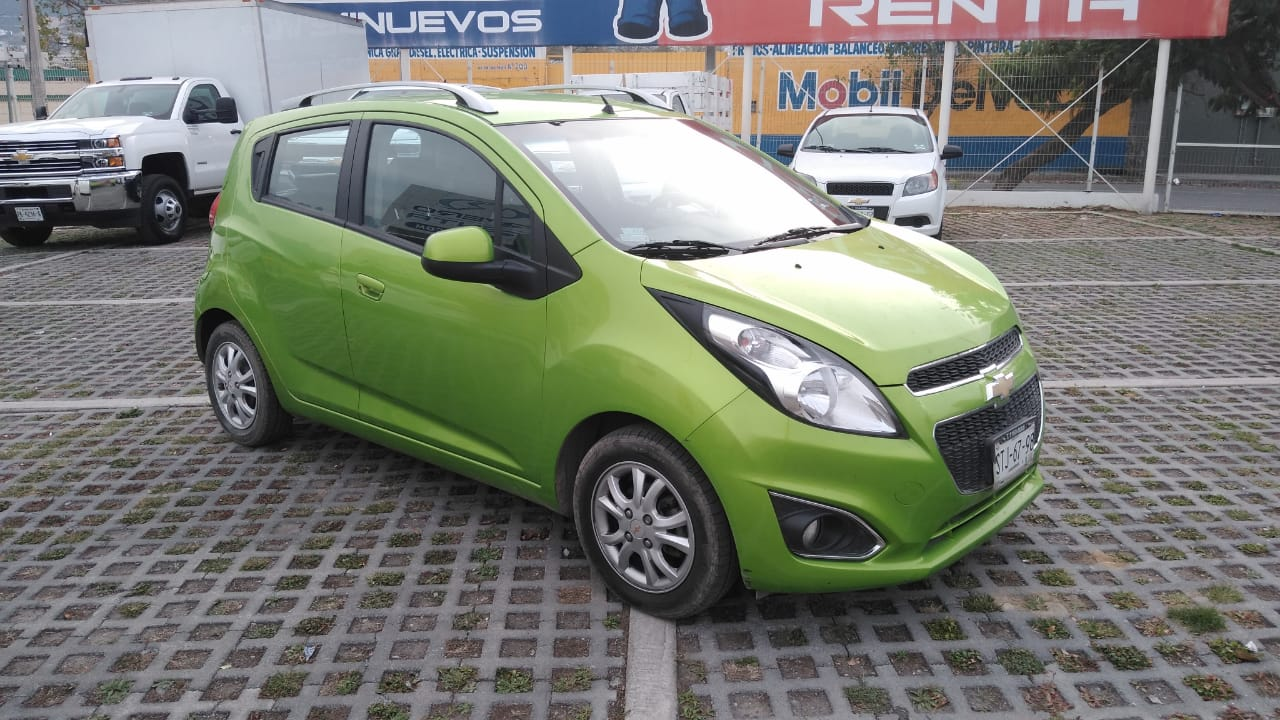Pre-Owned 2017 CHEVROLET SPARK B